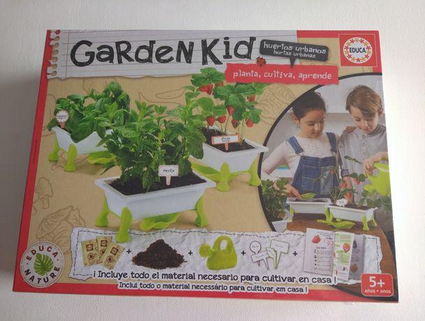Garden Kid educa NOVO
