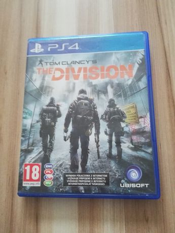The Division pl ps4