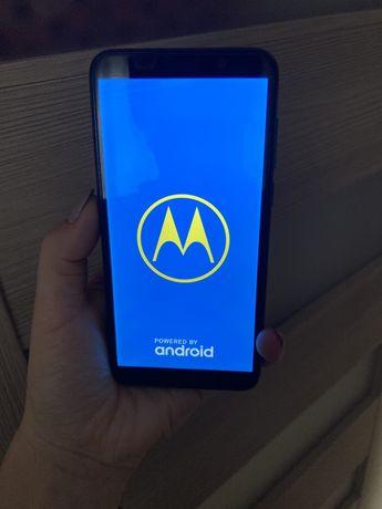 Motorola E 6 play DS Ocean Blue