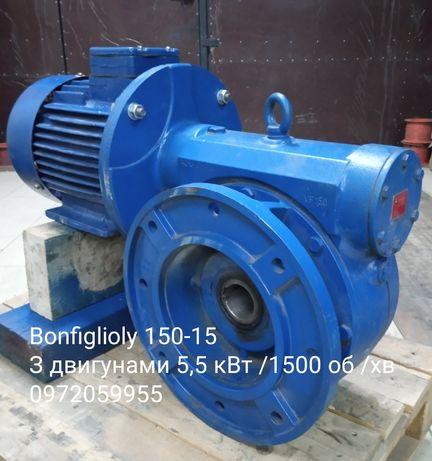 Мотор-редуктор Bonfiglioli VF150