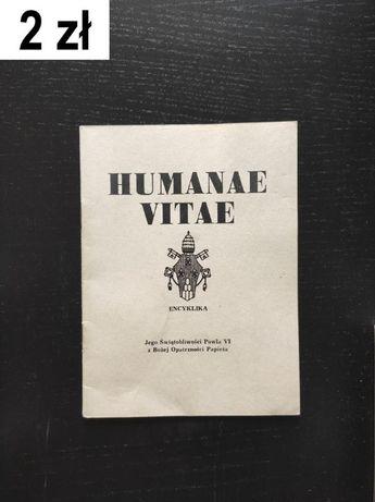 Paweł VI, Encyklika Humanae Vitae