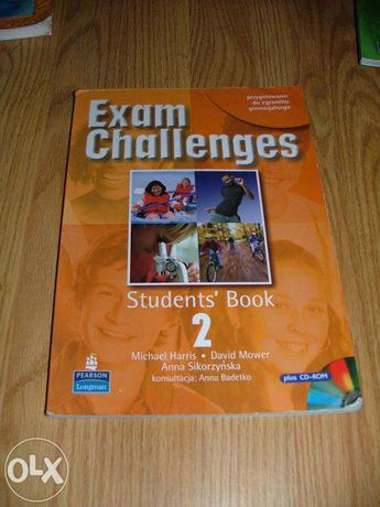 Exam Challenges Students book 2