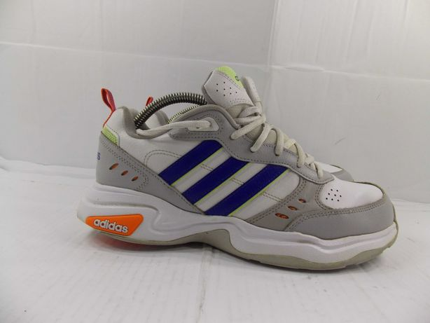 Adidas Neo Strutter Marathon Cloud White Grey Blue