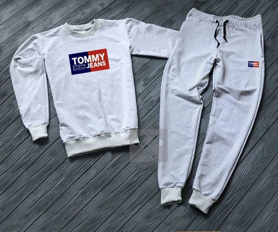 Спортивные костюмы мужские весенние (штаны и свитшот) - 8 видов