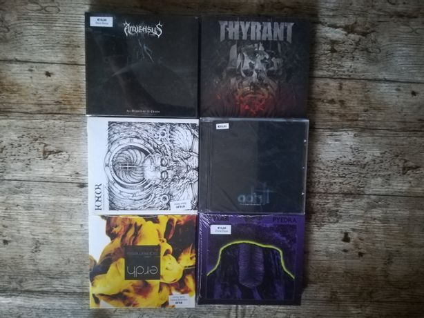 Cd de Metal para venda 5