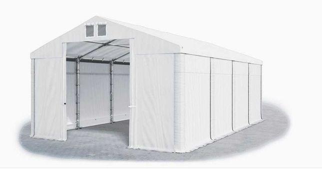 5x8x2,5m Namiot handlowy magazynowy garaż wiata magazyn