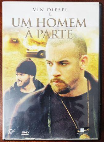 Um Homem à Parte - A Man Apart - 2003 - DVD