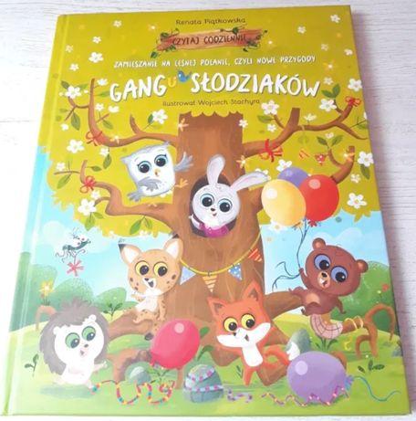 książeczka słodziaki z książeczka z biedronki