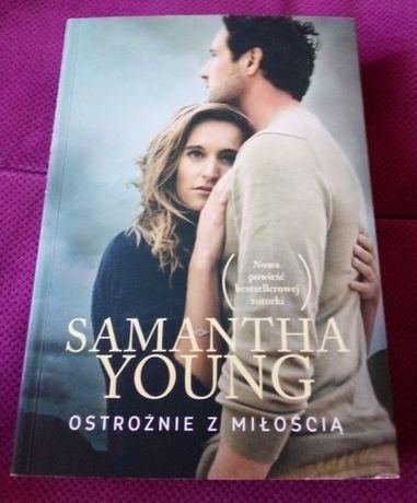 Ostrożnie z miłością Samantha Young