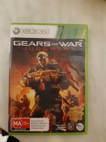Gra Gears of war judgment na XBOX 360