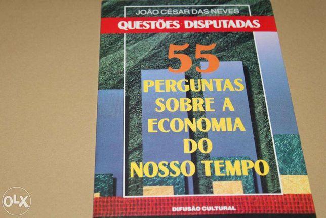 55 Perguntas Sobre Economia do Nosso Tempo