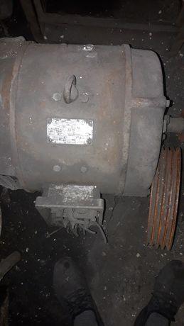 электродвигатель 14 квт. На экструдер,гранулятор.