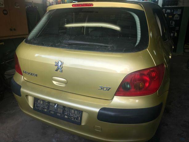 Na części Peugeot 307 1.6 16v NFU Lakier KAWC