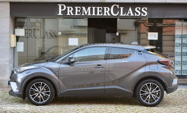 Toyota C-HR 1.8 HSD Exclusive+P.Luxury
