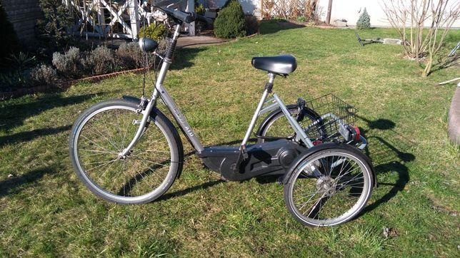 Rower rehabilitacyjny trzykołowy HUKA ATD