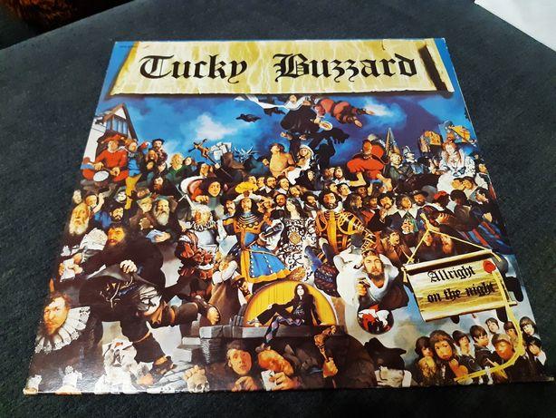 Tucky buzzard/1973/allrigh on the night/passport/usa/ex+