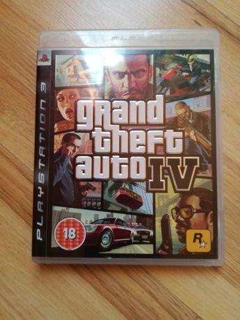 Grand Theft Auto IV PS3 ANG (GTA IV) - ideał