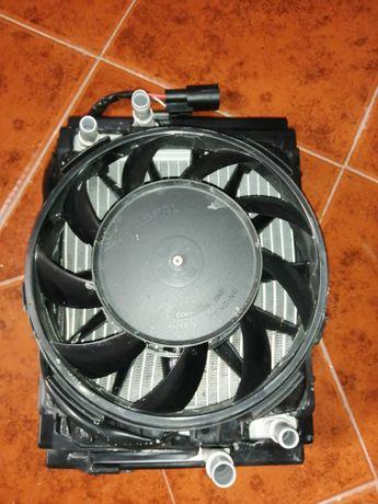 Radiador do ar condicionado do Volvo XC90 original usado