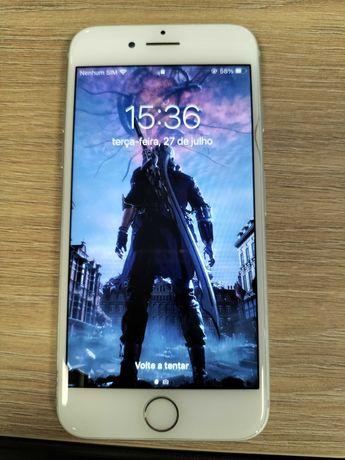 iPhone 7 Prateado 32Gb (desbloqueado)