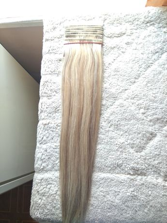 Naturalne  Włosy do przedłużania  Fryzur