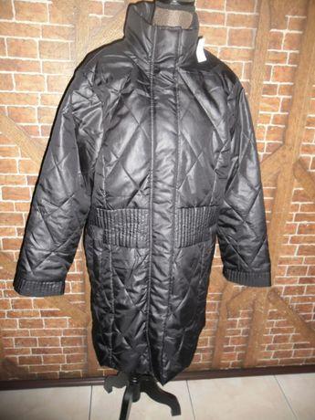nowa ocieplana dłuższa kurtka -mam 3rozmiary największa biust 134cm