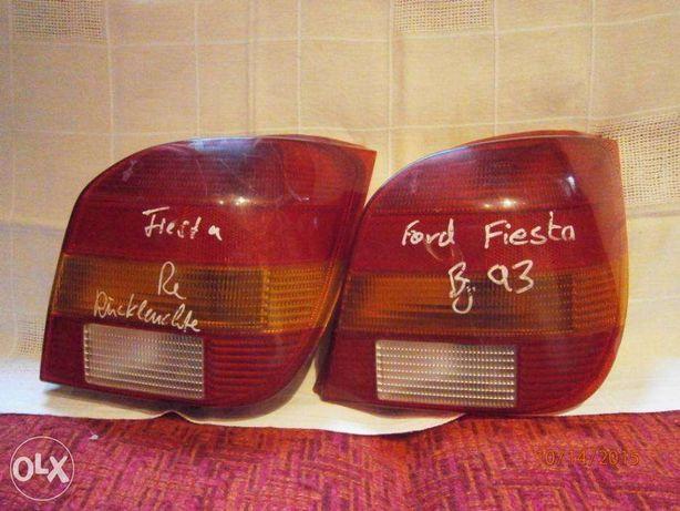 Задние фары Ford Fiesta 91-98 оригинал