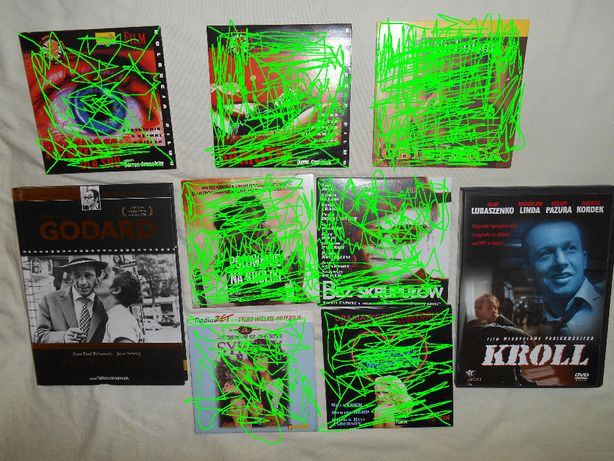 Jean-Luc Godard - Do utraty tchu+Kroll 2 DVD