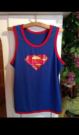 Футболка,безрукавка Superman