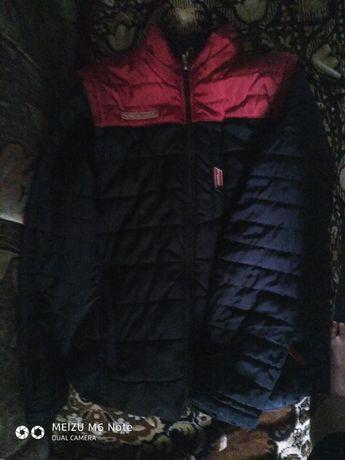 Куртка осенне весенняя копюшон в комплекте