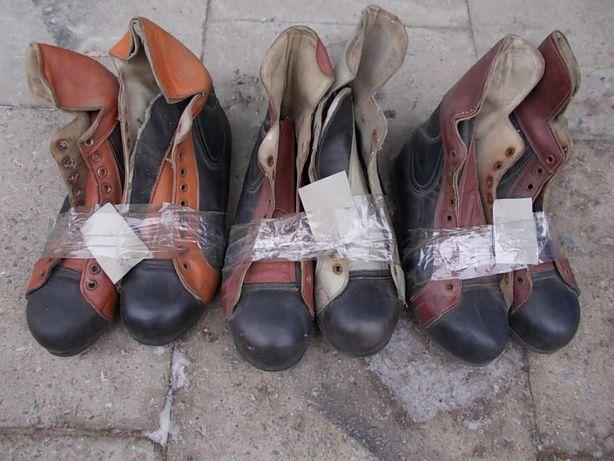 Ботинки для коньков -СССР
