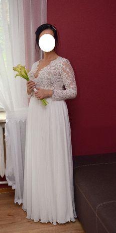 cudna suknia ślubna marki Impresja