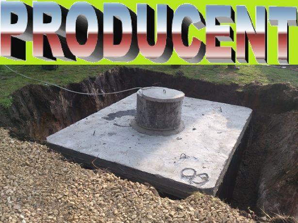 szambo 10m3 szamba betonowe zbiornik na deszczówkę kanał betonowy