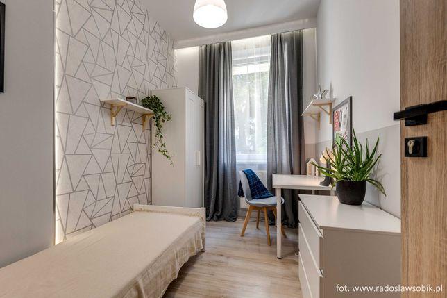 Wynajmę nowy pokój w centrum Katowic