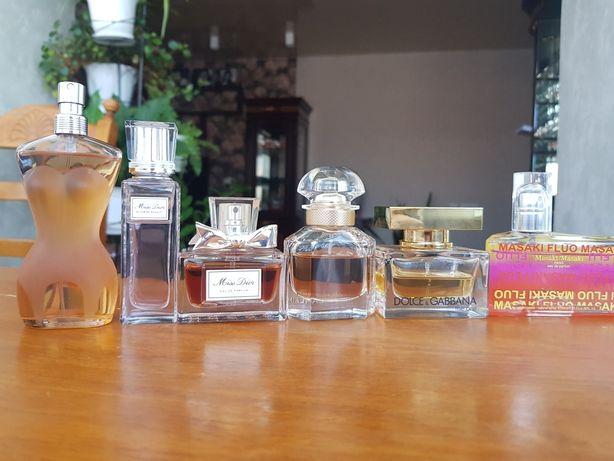 Dior,Guerlain,Masaki,Jean Paul Gaultier,Carolina Herrera