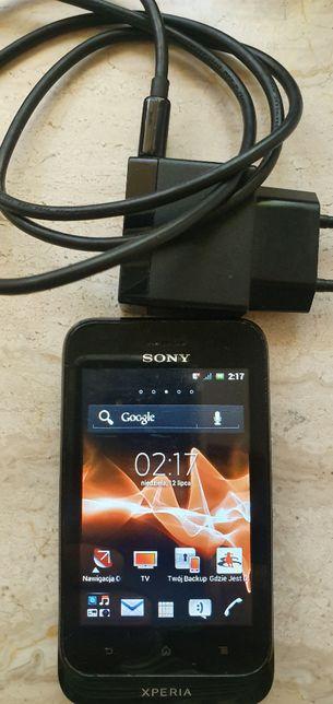 Sony Xperia Tipo ST21i - Orange