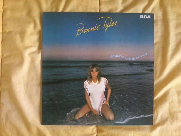 Bonnie Tyler - Goodbye to the island - disco VINIL - 33 rotações