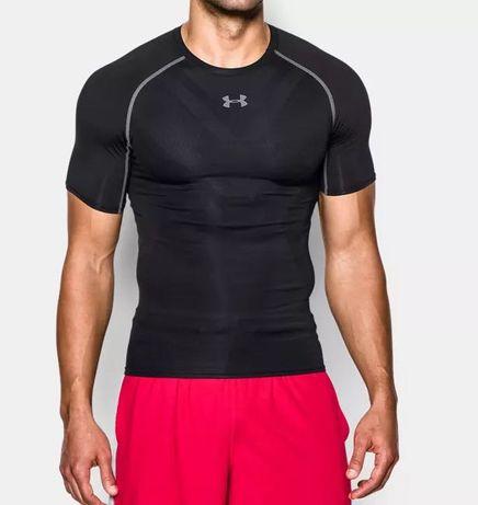 Under Armour T-shirt koszulka termoaktywna treningowa compression