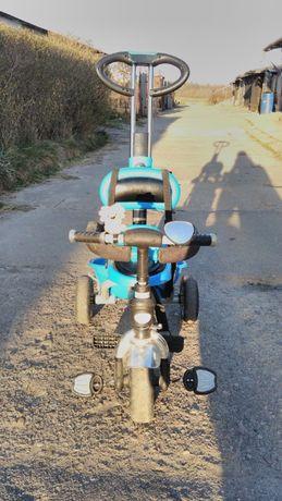 Rowerek sterowany dla dziecka
