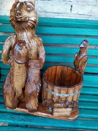 Продам різблену роботу з дерева