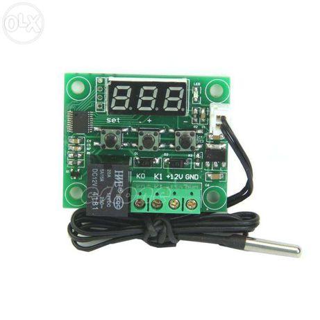 Termostato Digital Programável c/ sonda (NTC) incluída