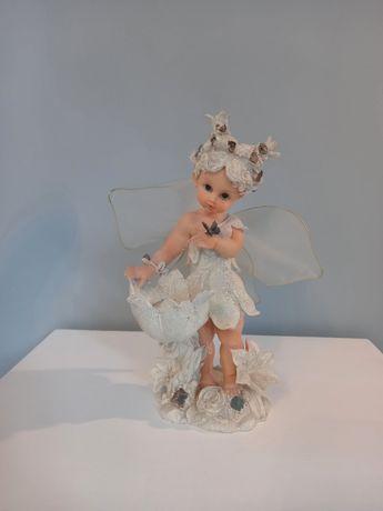 Duża  figura aniołka, elfa  - idealna na prezent.