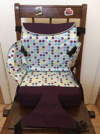 Cadeira portátil para refeições