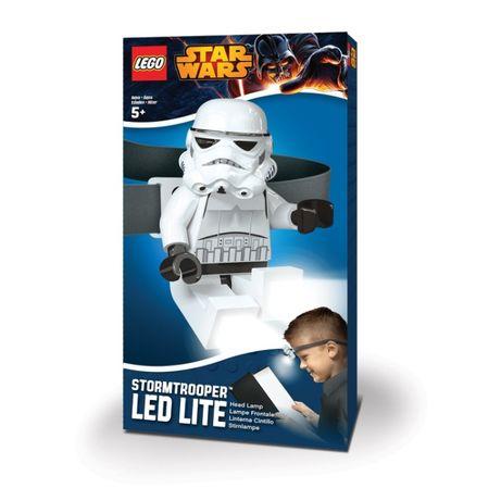 LEGO latarka na czoło