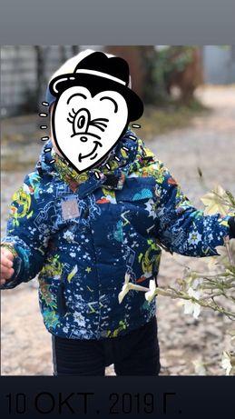 Куртка весна осень 80/86 в идеале