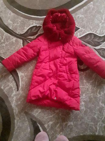 Пальто  зимове .