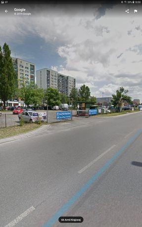 Wolne miejsca parkingowe RETKINIA ul. Armii Krajowej