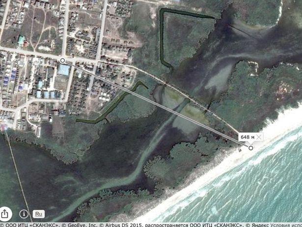 Участки на море курорт Катранка от 2 соток