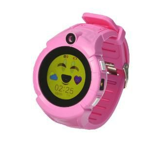 Zegarek Garett 5 dla dziewczynki GPS