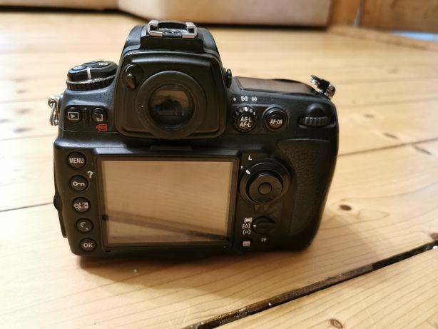 Nikon d700 pełna klatka