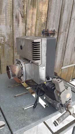 Palnik gazowy WEISHAUPT WG1N/1-F moc 12-49 kW na gaz ziemny